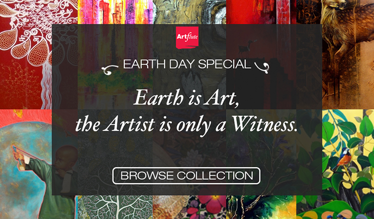 10 Artsy Creations that will Inspire You this Earth Day on blog.artflute.com