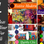 4 Shiny Ideas to Dress Your Home For Diwali