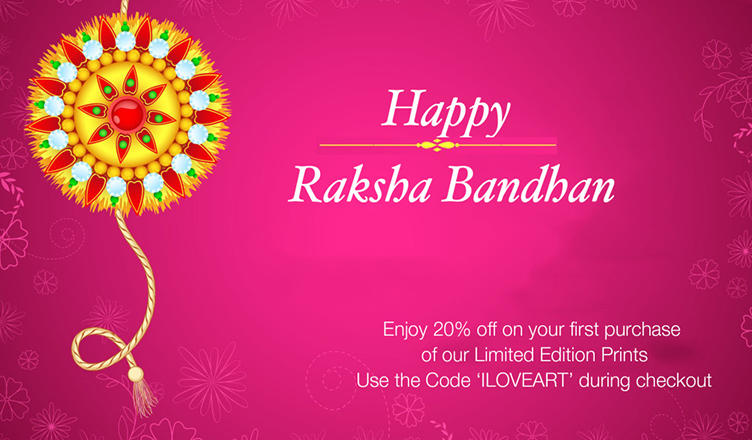 Celebrate Rakhi Love with Artflute on blog.artflute.com