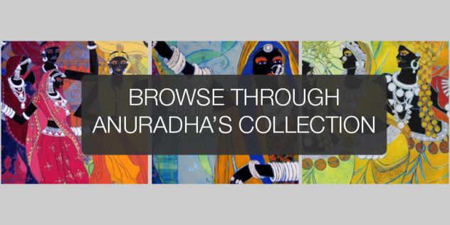 Browse through Anuradha Thakur's Collection of Works