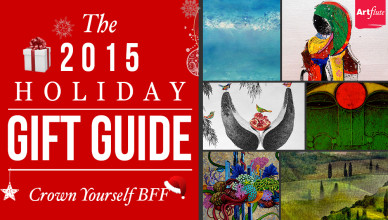 The 2015 Holiday Gift Guide: Crown Yourself BFF on blog.artflute.com