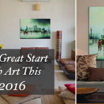 An Unbeatable Way to Start Your Year With Art