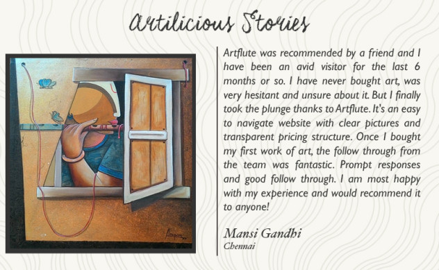 Artilicious Stories by Customers