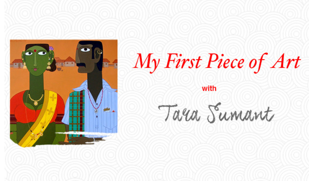 [My First Piece of Art] New Beginnings with Tara Sumant