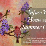 Infuse your home with Summer Colours!
