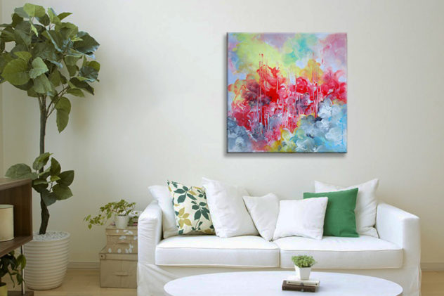 Colour of Bliss by Shan Re on Artflute.com