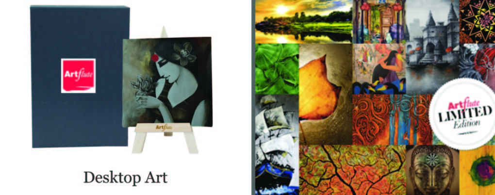 Artflute's Desktop Art and Limited Edition Prints