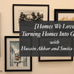 [Homes We Love]  Turning Homes Into Galleries: Husain Akbar & Smita Singhal