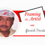[Framing the Artist] Painting the Many Hues of Life With Ganesh Panda